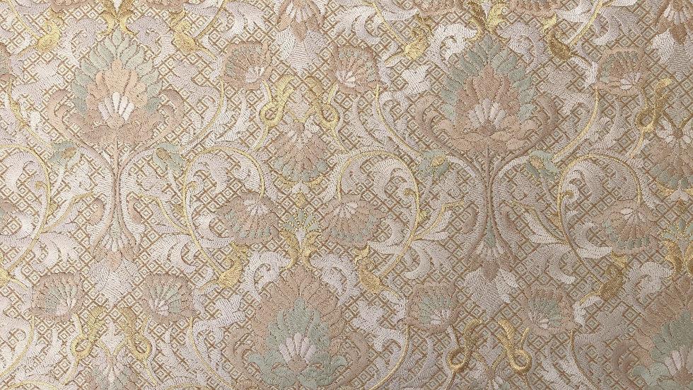 Kalamkari Embroidery - Handloom Silk