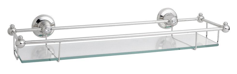 KN6240 Kensington Glass Shelf Rack