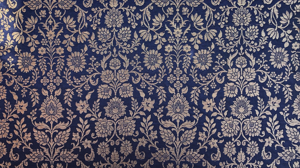 Vintage Rose - Handloom Silk