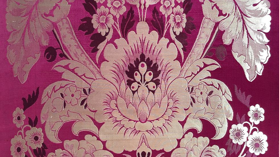Potala Palace - Tibetan Handloom Silk