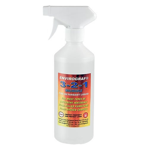Envirograf - 321 Standard Fire Retardant Spray