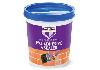 Bartoline - PVA Adhesive & Sealer