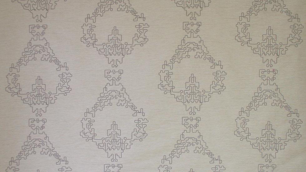 Cornelli Cord Embroidery