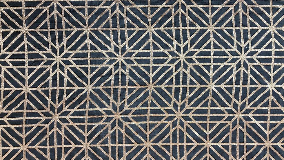 Vintage Maze - Handloom Silk