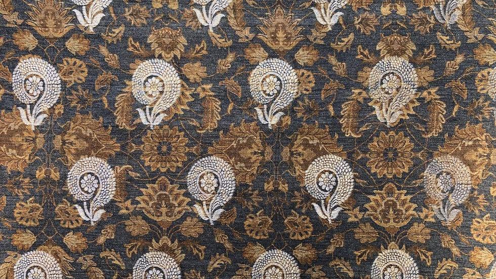 Orchid Palace - Handloom Silk