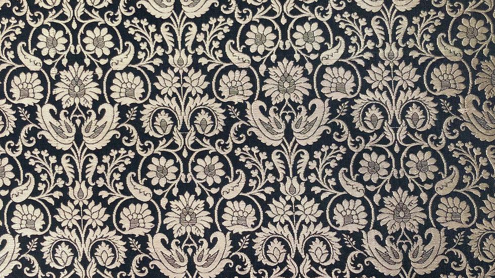 Venetian Paisley - Handloom Silk
