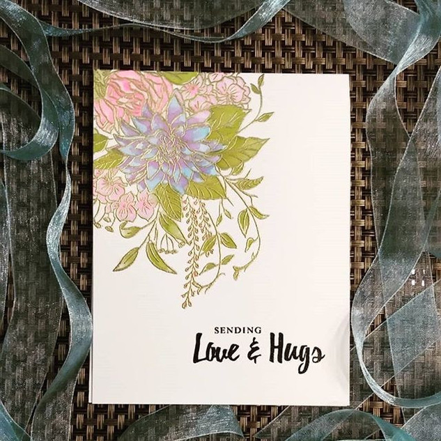 AECP L1 - Clean n Simple Boutique Cards.
