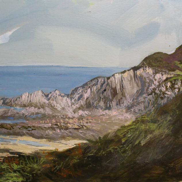Looking back at Rockham Bay. £180