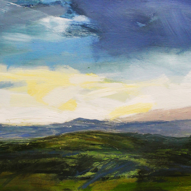 Looking South from Black Down. £180