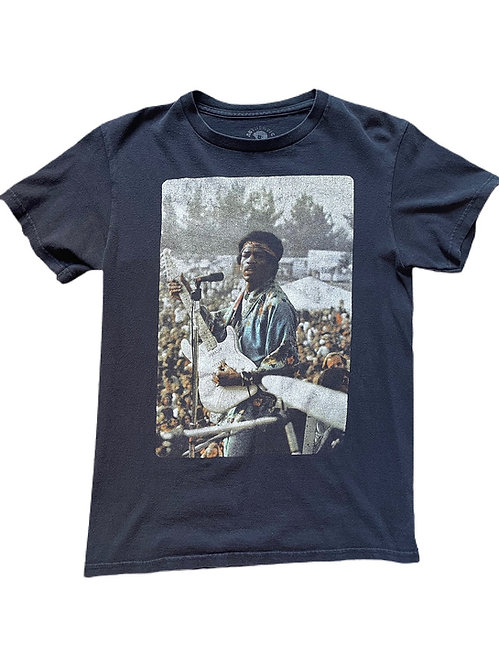 Jimi Hendrix at Woodstock T-shirt from the 1990's