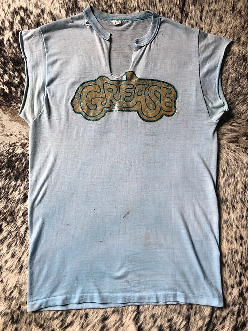 Grease Vintage T-shirt from the late 1970's
