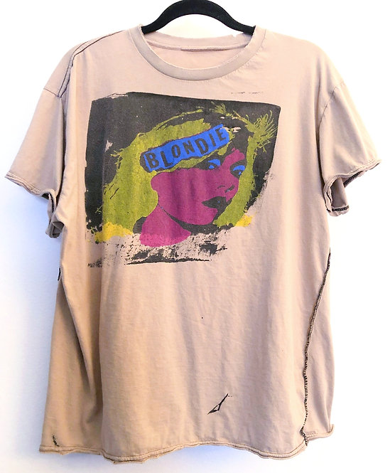 Vintage Blondie T-shirt from the 1990's