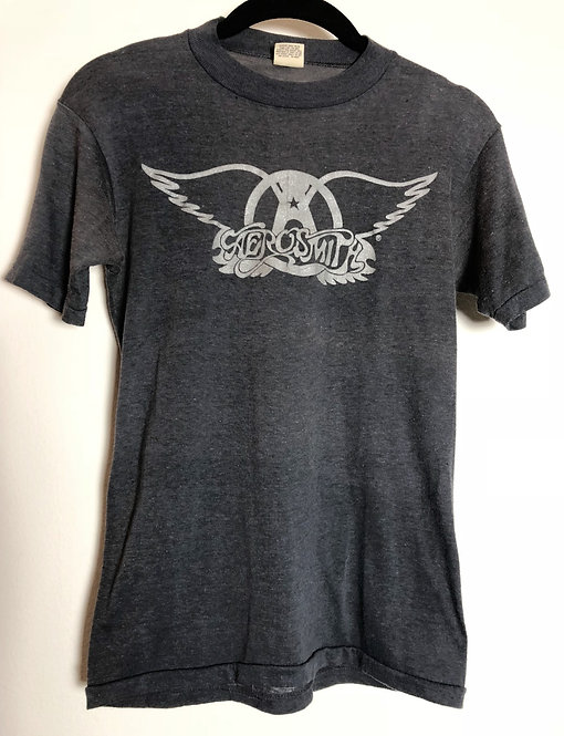 Aerosmith Concert T-shirt from 1970's