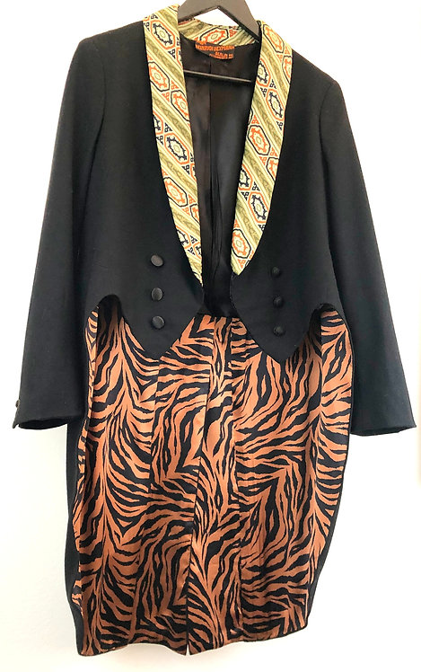 Customized Vintage Tailcoat from the 1920's/30's