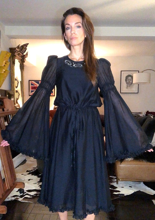 Swarovski Crystal Embellished Dress by Thomas Wylde