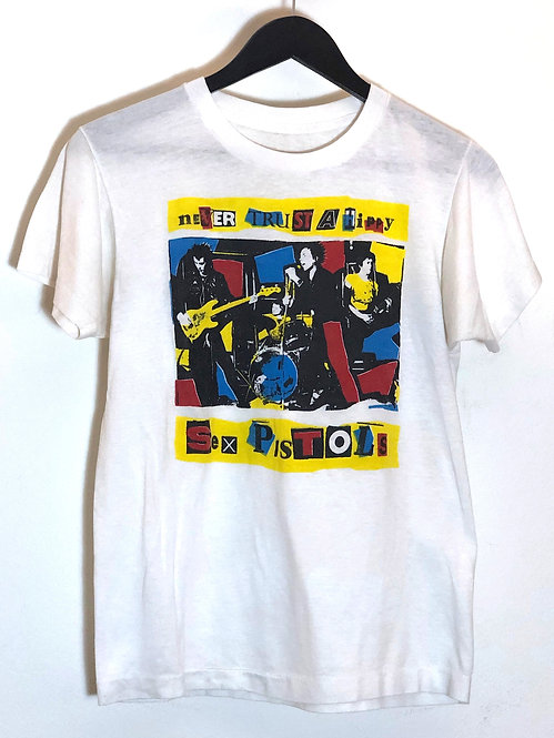Sex Pistols T-shirt from the 1970's
