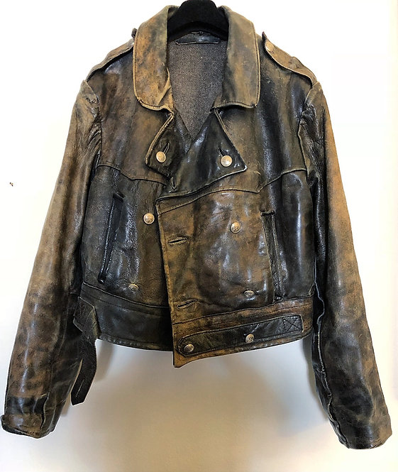 GERMAN POLICEMAN'S JACKET FROM 1930's