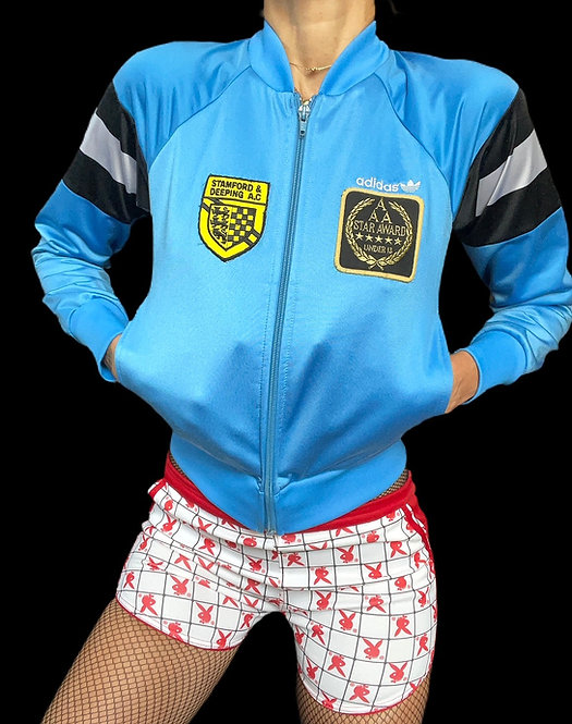 Vintage Adidas Track Suit Jacket from 1980's