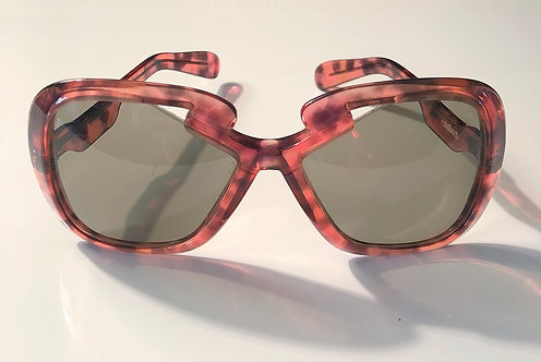 SILHOUETTE VINTAGE SUNGLASSES FROM 1970's