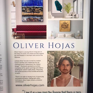 Featured on Expats Spain Magazine