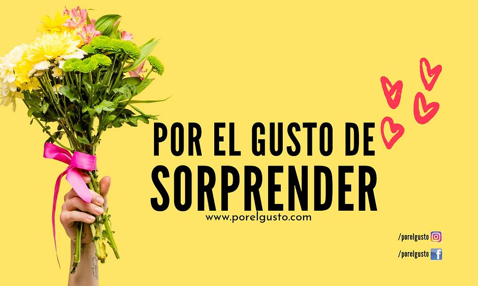 Floreria Por El Gusto Envio De Flores Ciudad De México