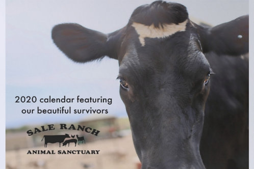 2020 Sale Ranch Sanctuary Calendar (Pre-Sale)