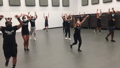 gotham cheer cheerleaders formation .mov