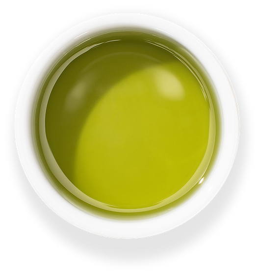 top-view-of-olive-oil-in-bowl-near-herb-