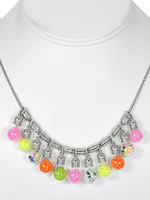 Beadlings© Necklaces - Dayglo