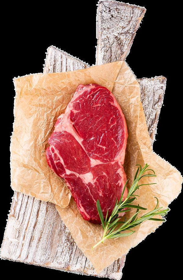 fresh-raw-rib-eye-steak-on-wooden-cuttin