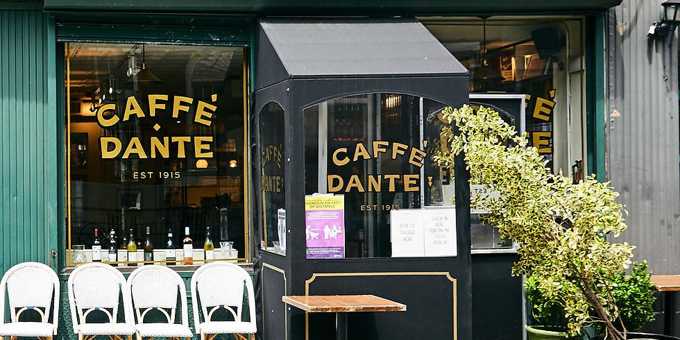 Jazz Jazz Jazz Baby @ Cafe Dante
