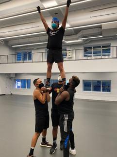 gotham cheerleaders stunting in nyc.jpg