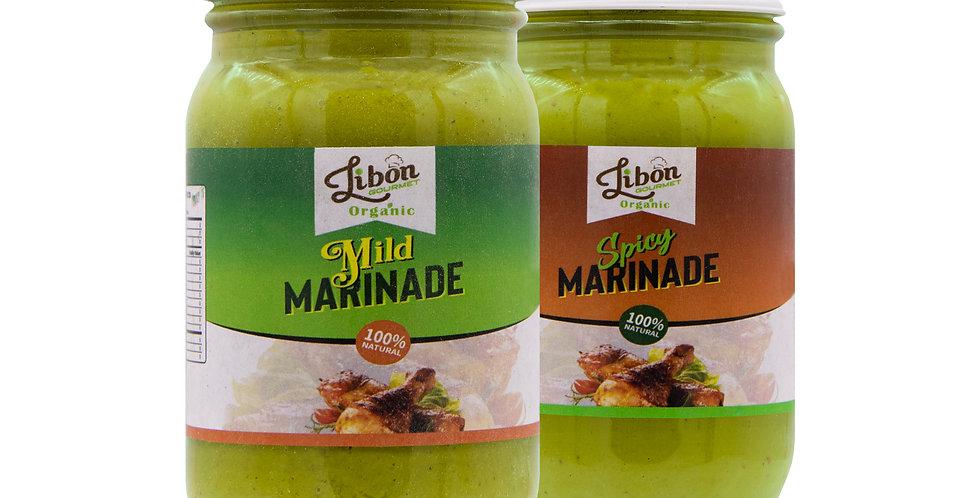 Mild & Spicy Marinade Combo