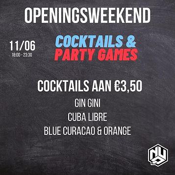 Cocktails & Partygames