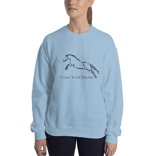 Chase Your Dreams Women's Sweatshirt