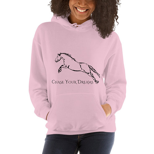 Chase Your Dreams Women's Hoodie