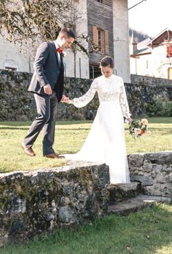 Photo @Gabrielle Gayraud mariage