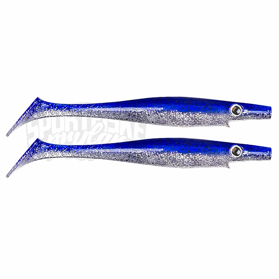 Pig Shad JR 20cm - Blue Halo