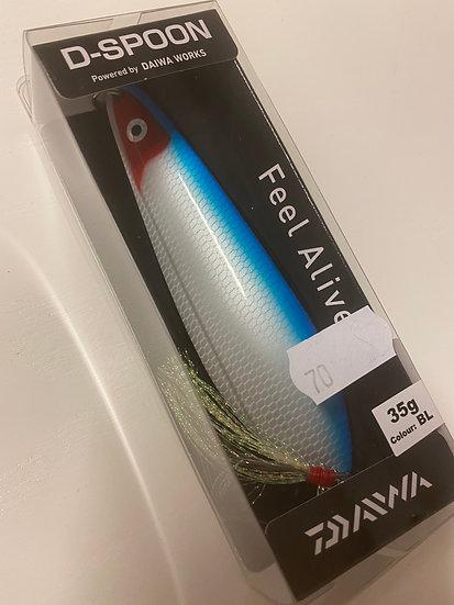 Daiwa D-Spoon Blu