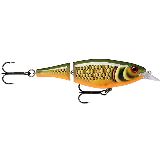 Rapala X-Rap Jointed 13cm, 46g - Scaled Roach