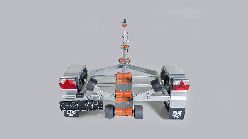 Boattrailer 700V 451 T160
