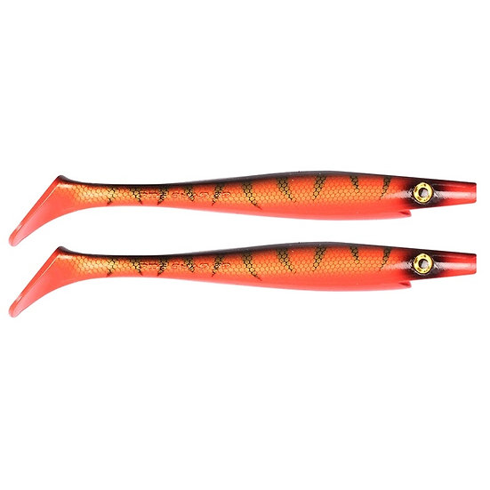 Pig Shad Tournament  18cm Red Tiger