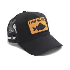 """Ozolot Cap """"Fish or Die"""""""