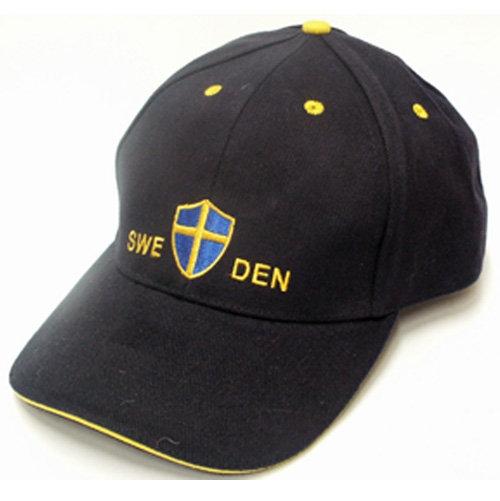 Nordic Souvenir Cap Sweden Blue
