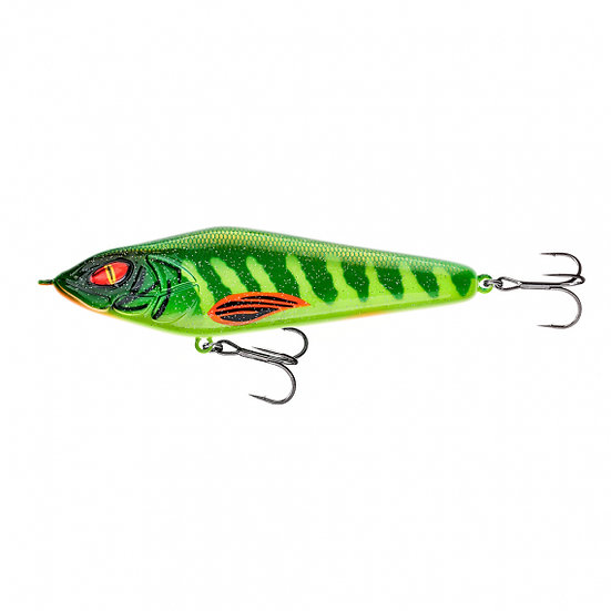 Daiwa Lazy Jerk 155SS Cartoon Pike - Specialcolour