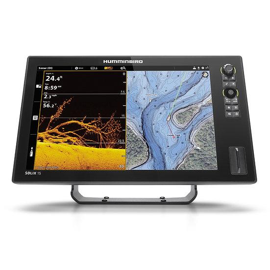 Humminbird Solix 15 Chirp MDI+ GPS G2 Cho