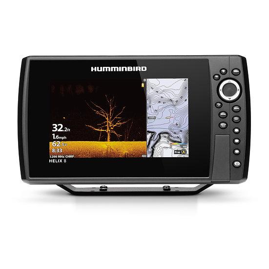 Humminbird Helix 8 Chirp MDI GPS G3N