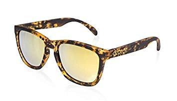 Ozolot Sunglasses Osprey Turtle Rubber/Gold Revo