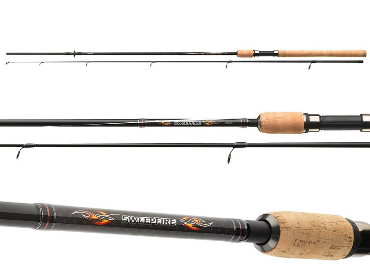 Daiwa Sweepfire/Strikeforce Combo 20-60g, 2,40m