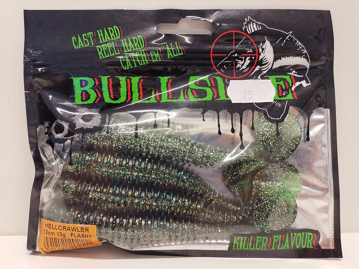 Bullseye Hellcrawler Flashy